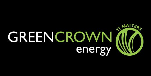 greencrown energy logo