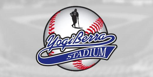 Yogi Berra stadium logo