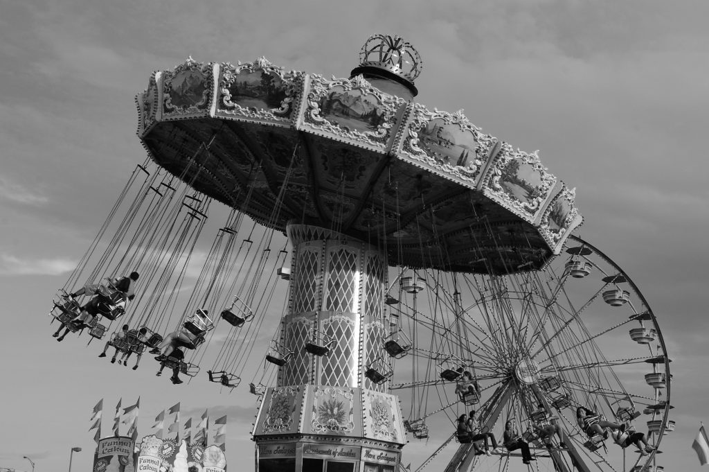fair ride photo